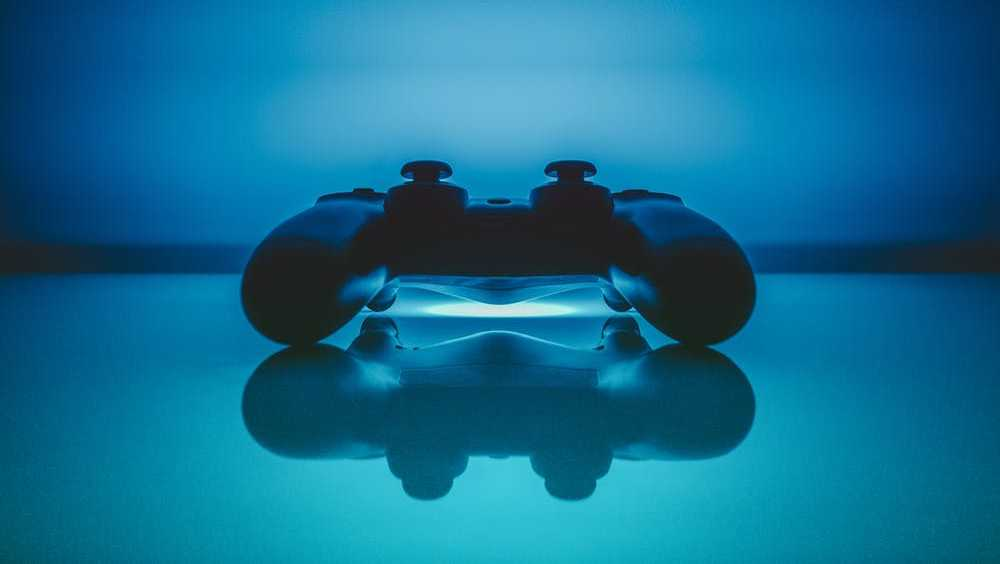 FILE image of a video game controller