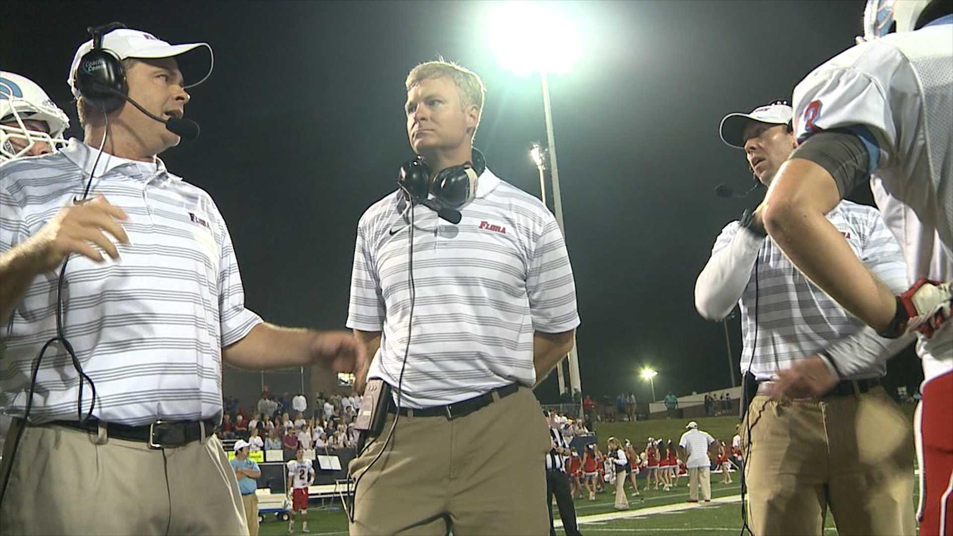 Byrnes Head Coach