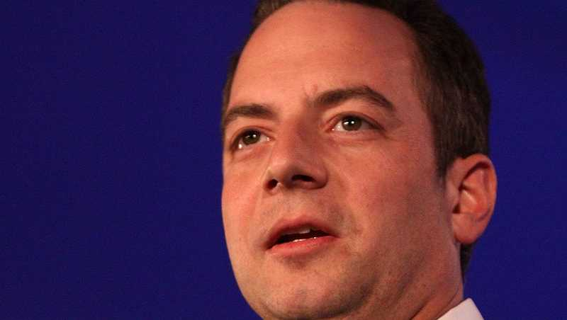 Reince Priebus, President Donald Trump's chief of staff