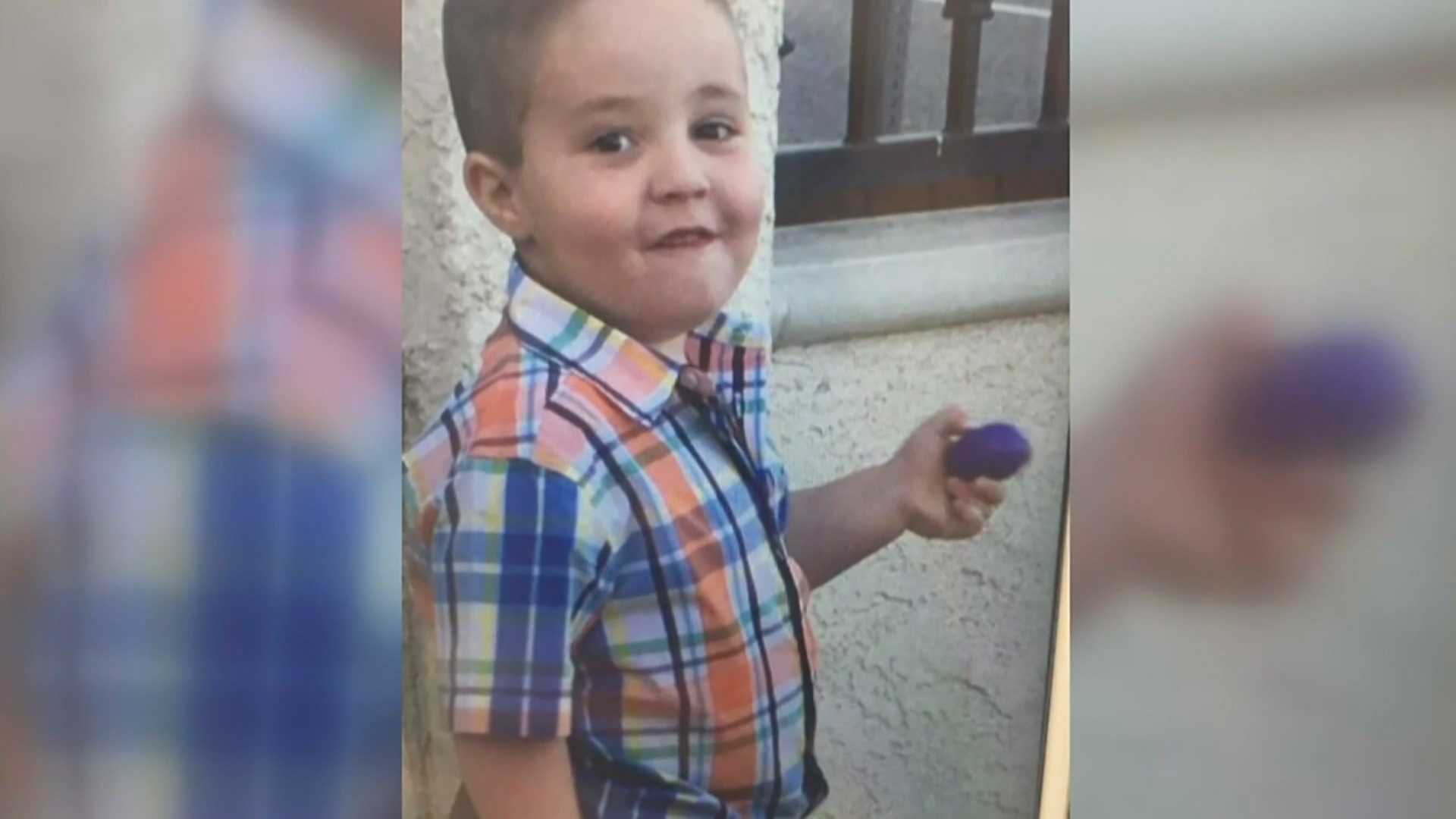 Body found in hunt for boy, 5, who disappeared after Disney trip