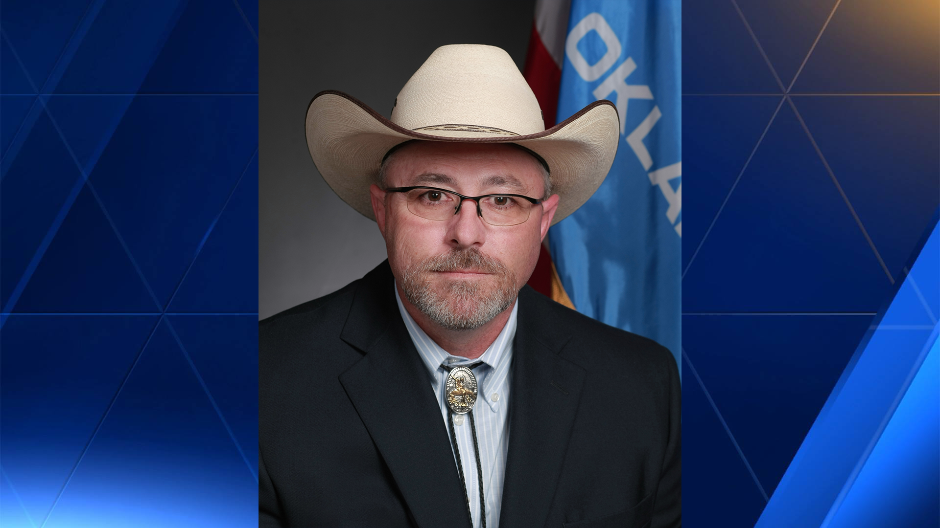 Oklahoma State Rep. Justin Humphrey (R - District 19)