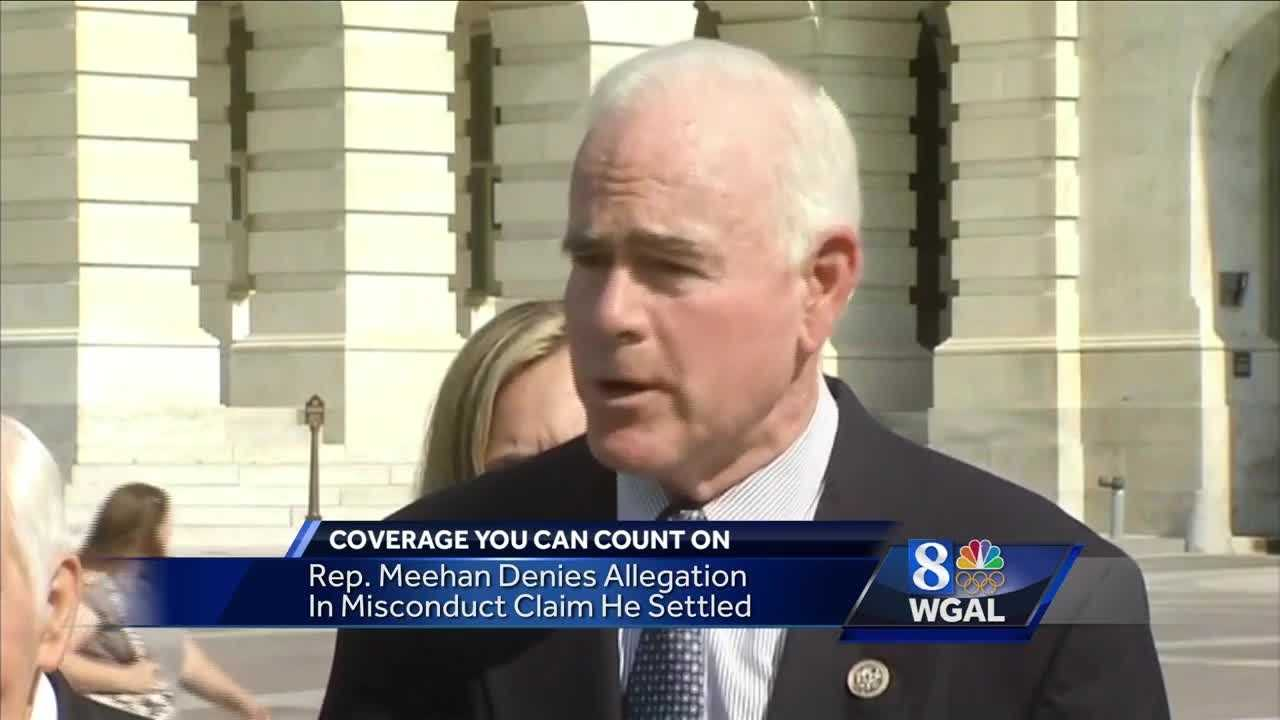 Patrick Meehan removed from Ethics Committee, denies harassment allegations