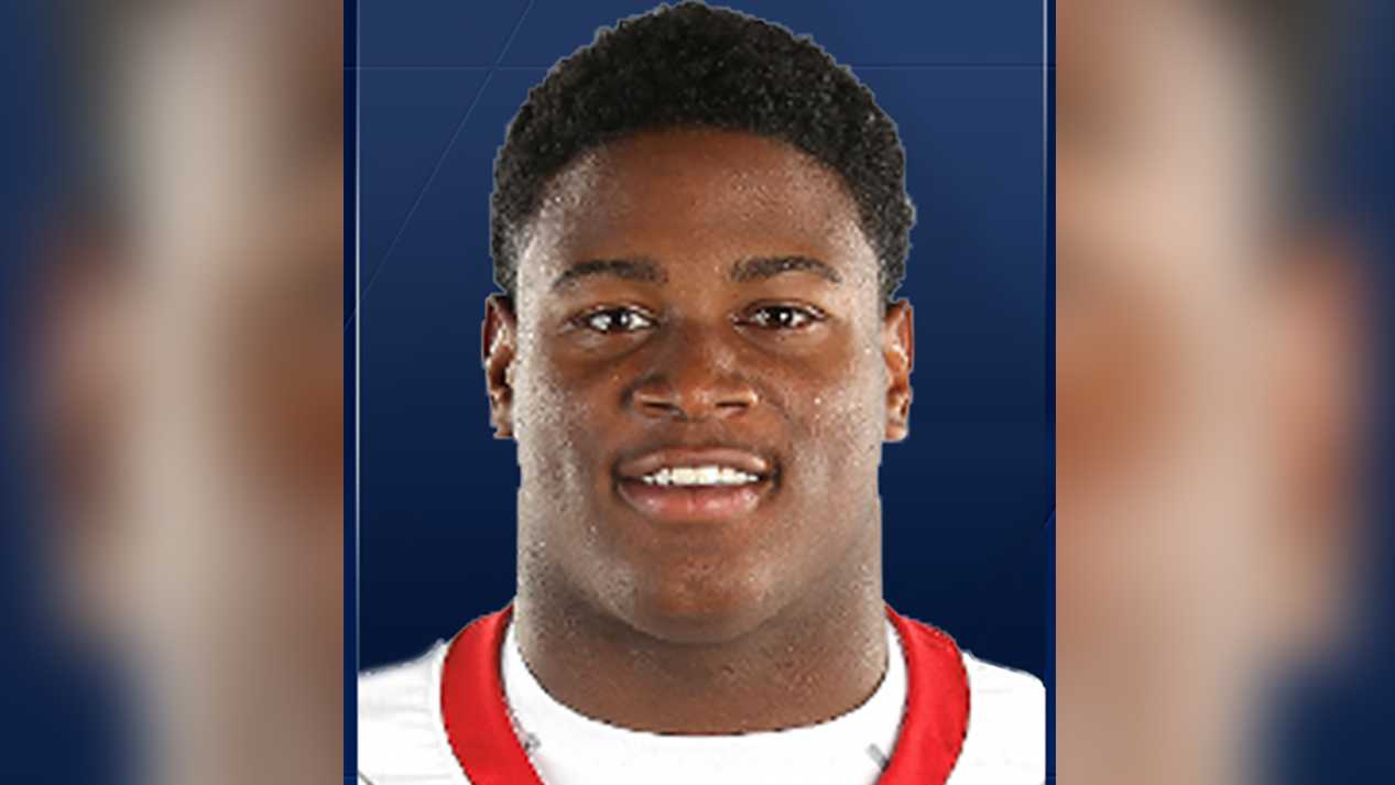 49ers' Reuben Foster Arrested on Suspicion of Domestic Violence