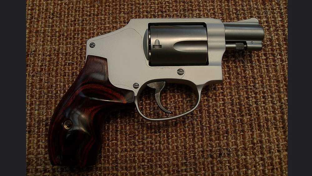 Revolver file photo