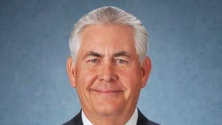 "US Secretary of State Rex Tillerson said Thursday, Feb. 16, 2017 the United States ""will consider working with Russia"" when practical but will stand up for US and allies' interests when the two nations disagree, after his first meeting with his Russian counterpart. (File Photo)"
