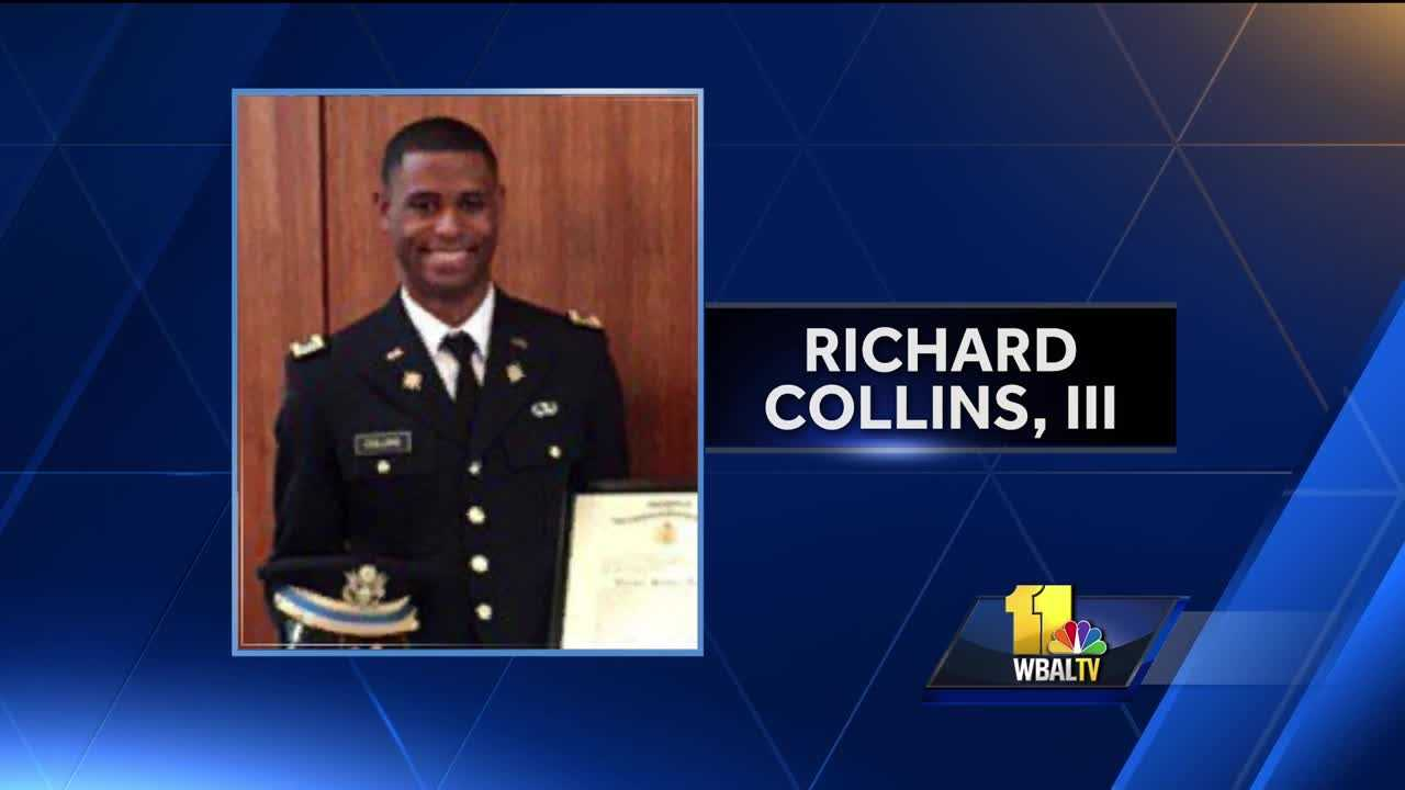 White Maryland student indicted in black Army officer's murder