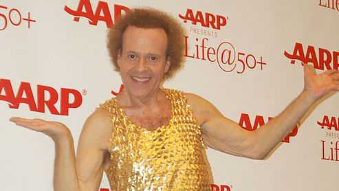 Richard Simmons in 2011.