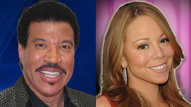 Get ready to party all night long with Lionel Richie and Mariah Carey.  The singers announced Monday they are joining forces for the All The Hits Tour, which kicks off in Baltimore on March 15, 2017.