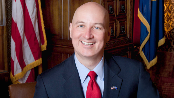 Governor Pete Ricketts tells KETV's Andrew Ozaki that he learned much from from this year's legislative session. He also said he does plan to run for governor again.