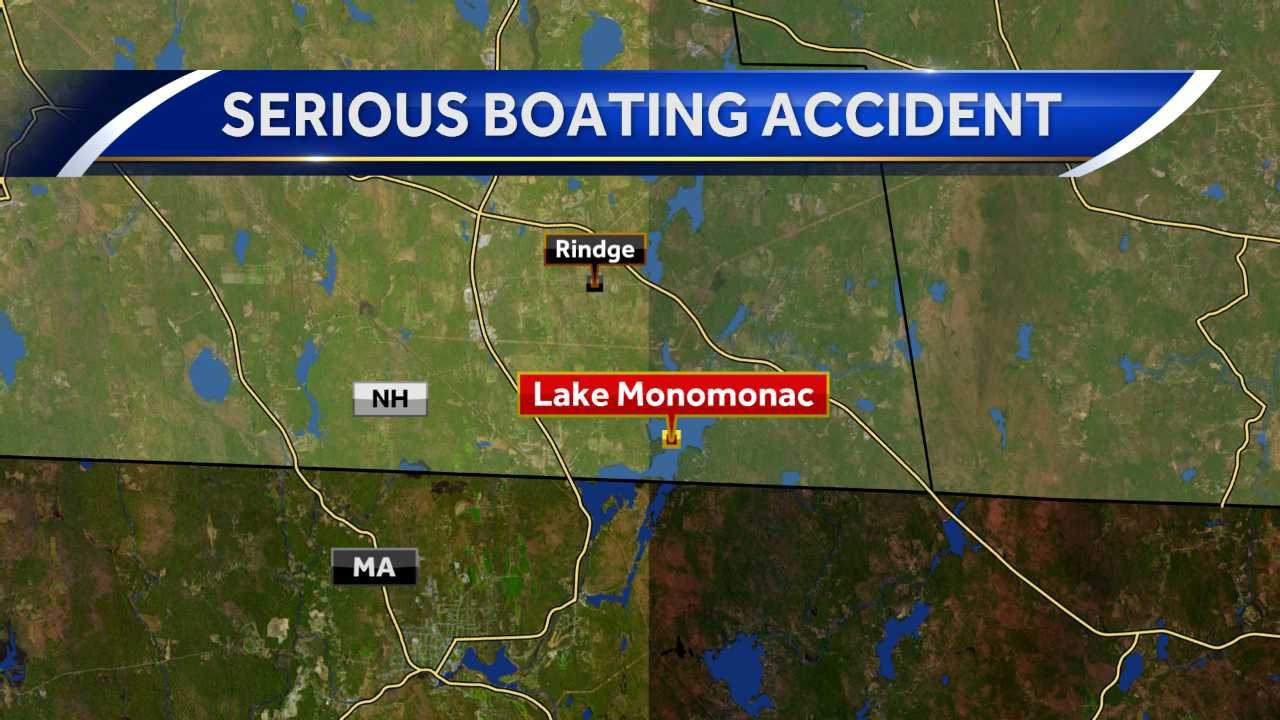 Woman still in critical condition following serious boating accident