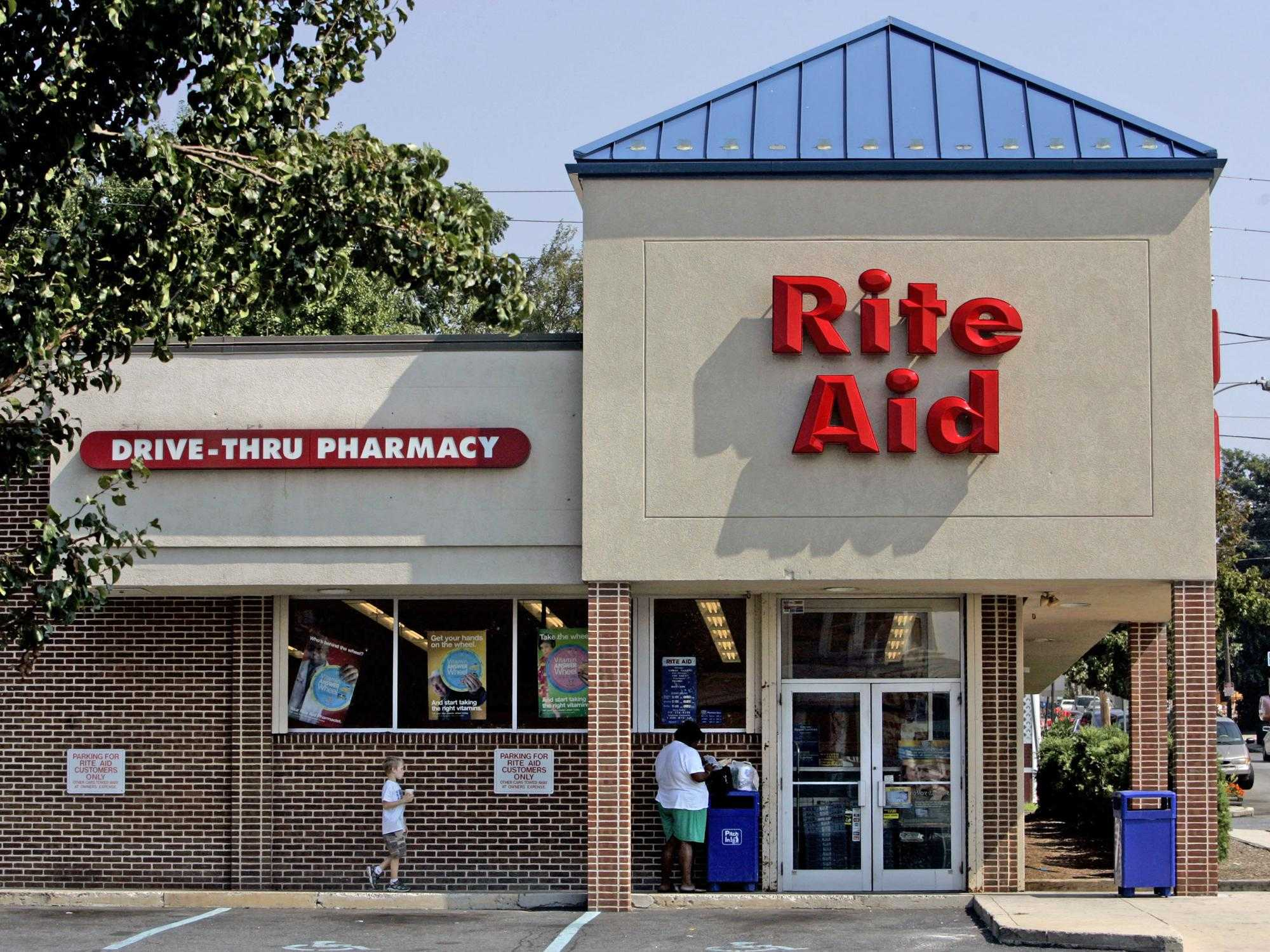 Safeway parent Albertsons to buy what's left of Rite Aid