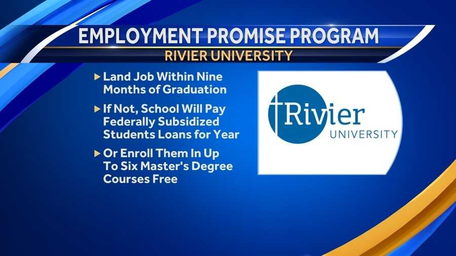 Rivier University expands job guarantee program in second year