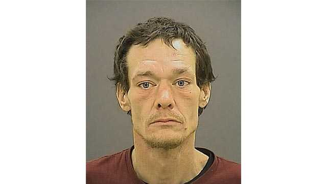 Robert Knox is charged with burglary and theft in connection with a break-in Dec. 28 at a home in the 1200 block of St. Paul Street.
