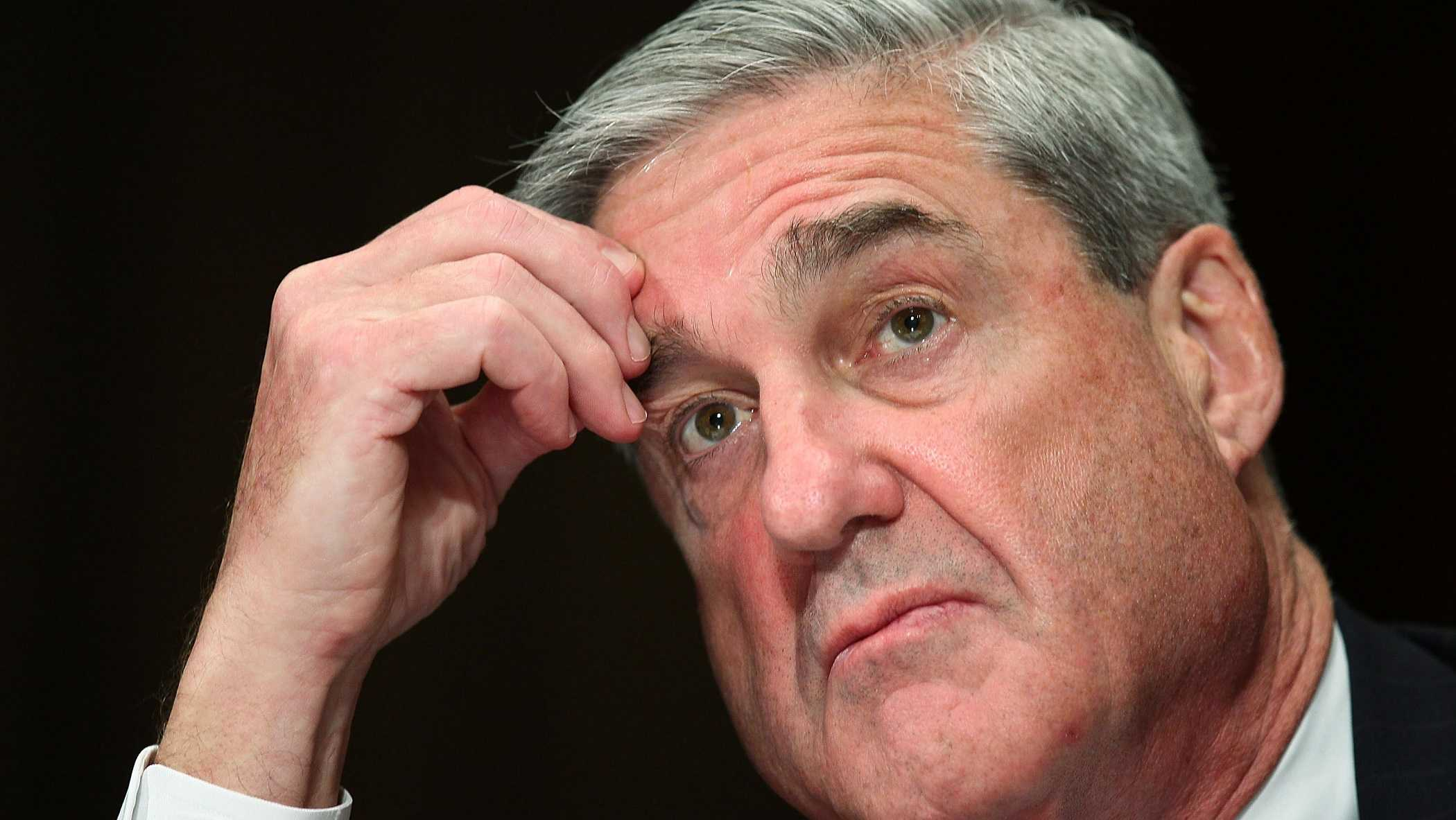 FBI Director Robert Mueller testifies during a hearing before the Senate Judiciary Committee on July 28, 2010 on Capitol Hill.