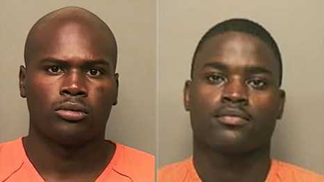 Spc. Charles Robinson (left) and Sgt. Jamal Williams-McCray (right) were charged under the Uniform Code of Military Justice, Fort Campbell officials said.