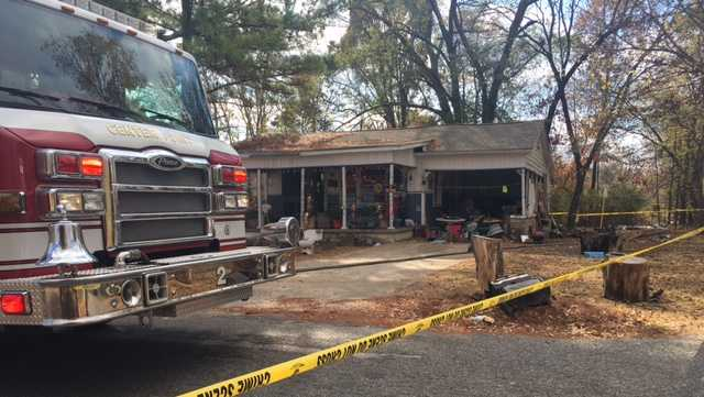 Fire at sex offender's home Thanksgiving morning