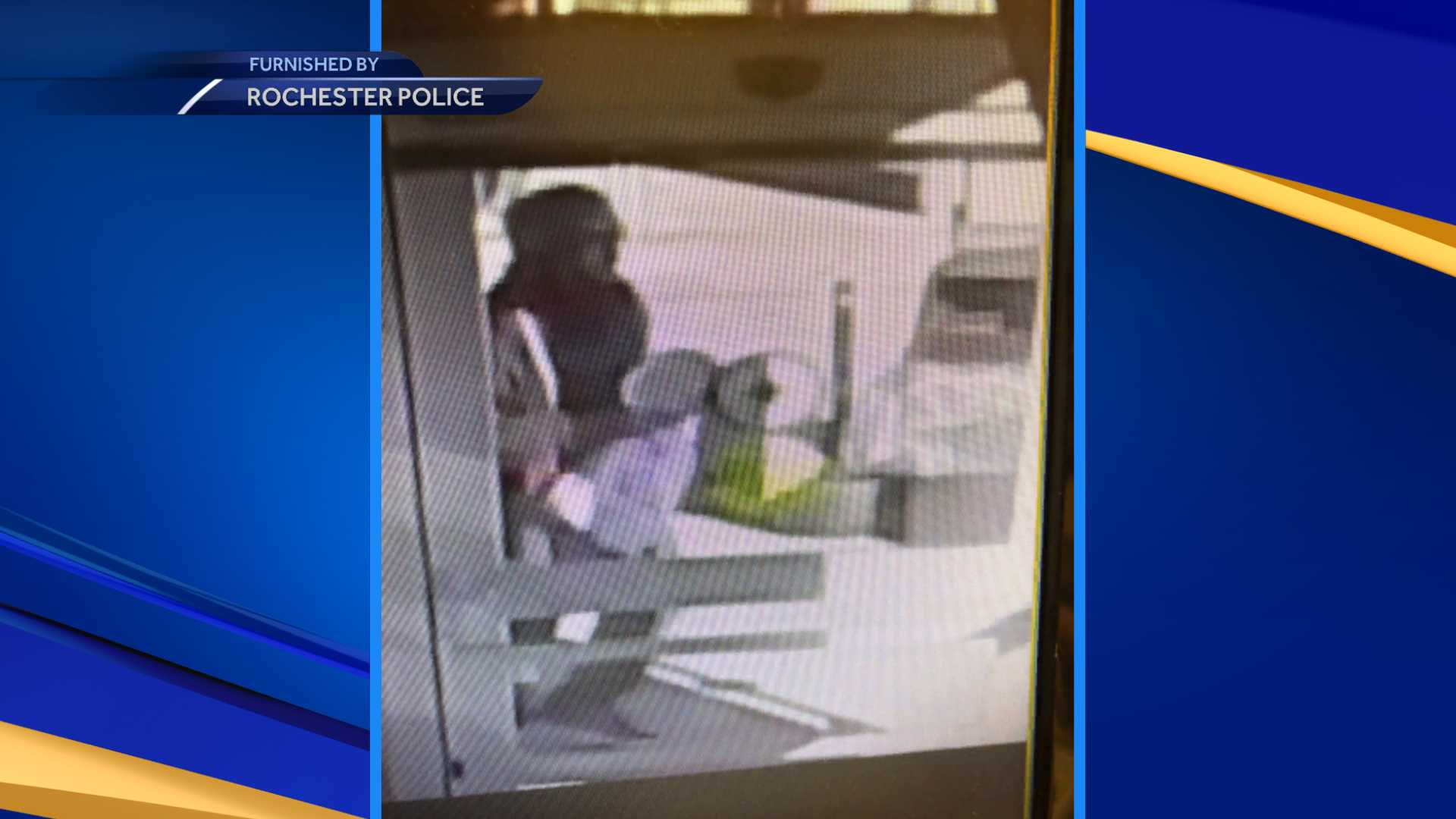 Rochester police looking for man who attempted to steal purse