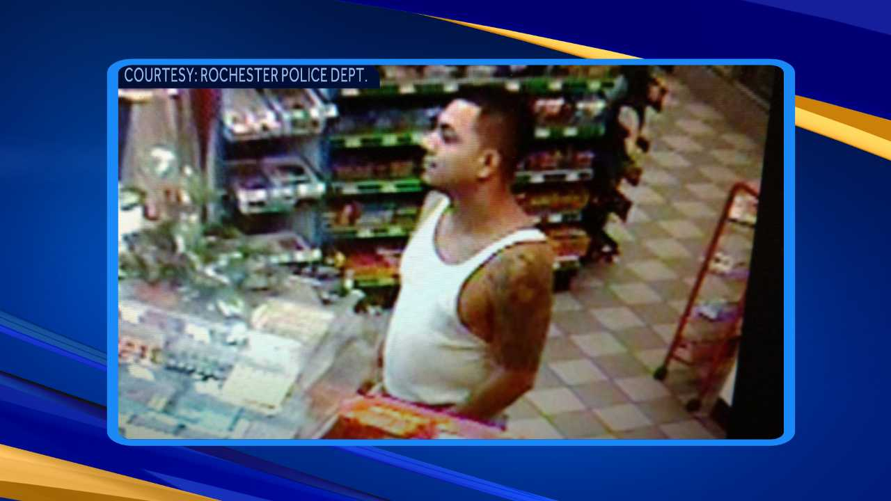 Rochester police seeking man who used counterfeit bill