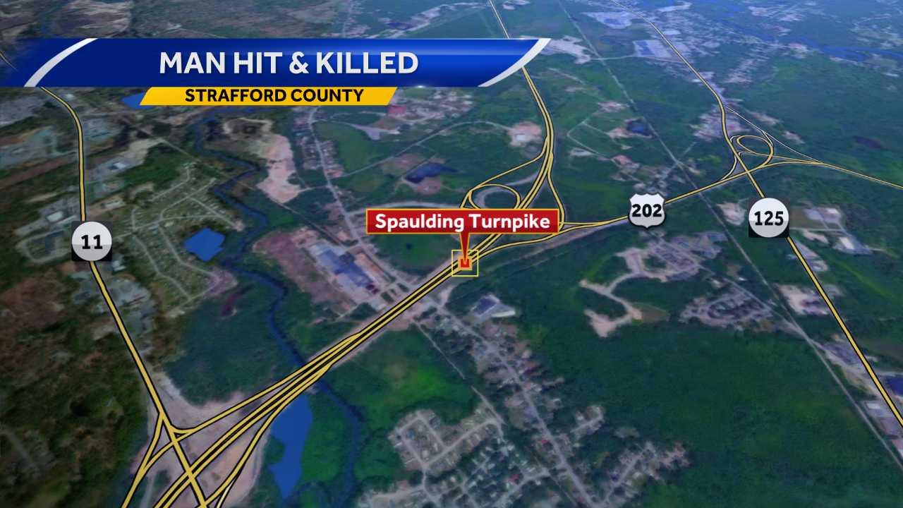 Man struck, killed in Rochester