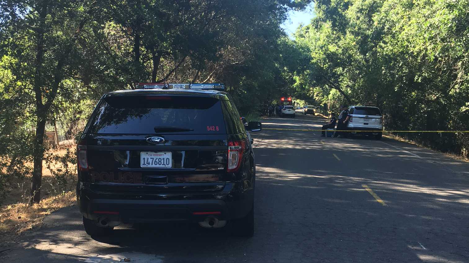 Rancho Cordova Police Investigating After Toddler Found Dead in Vehicle