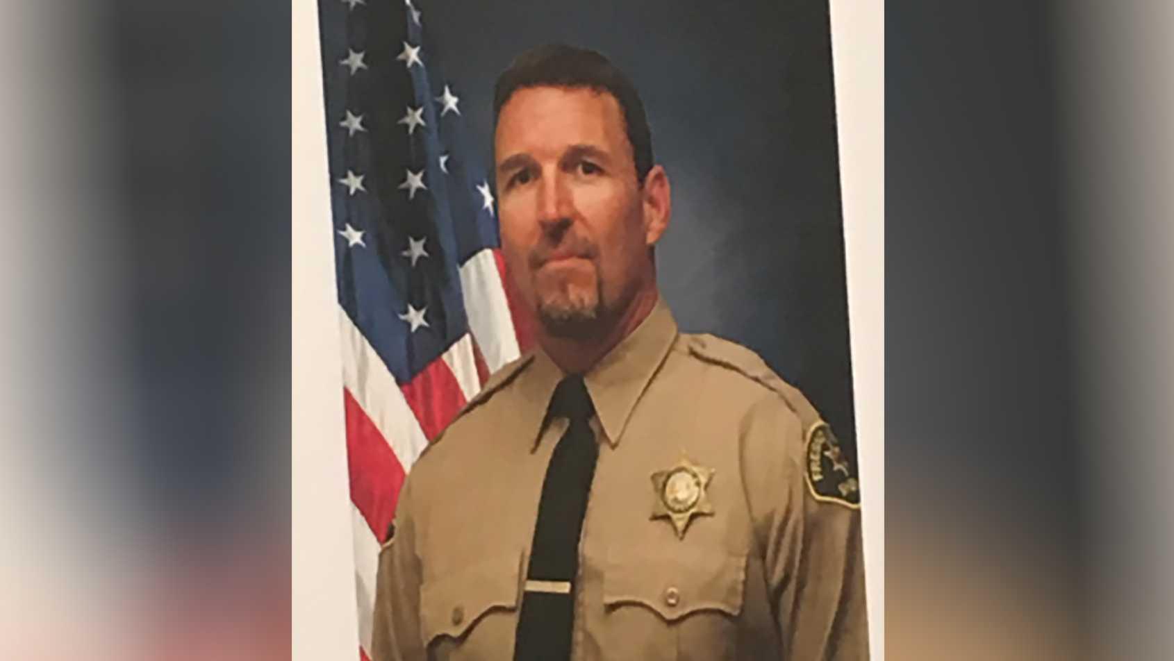 Deputy Rod Lucas, 46