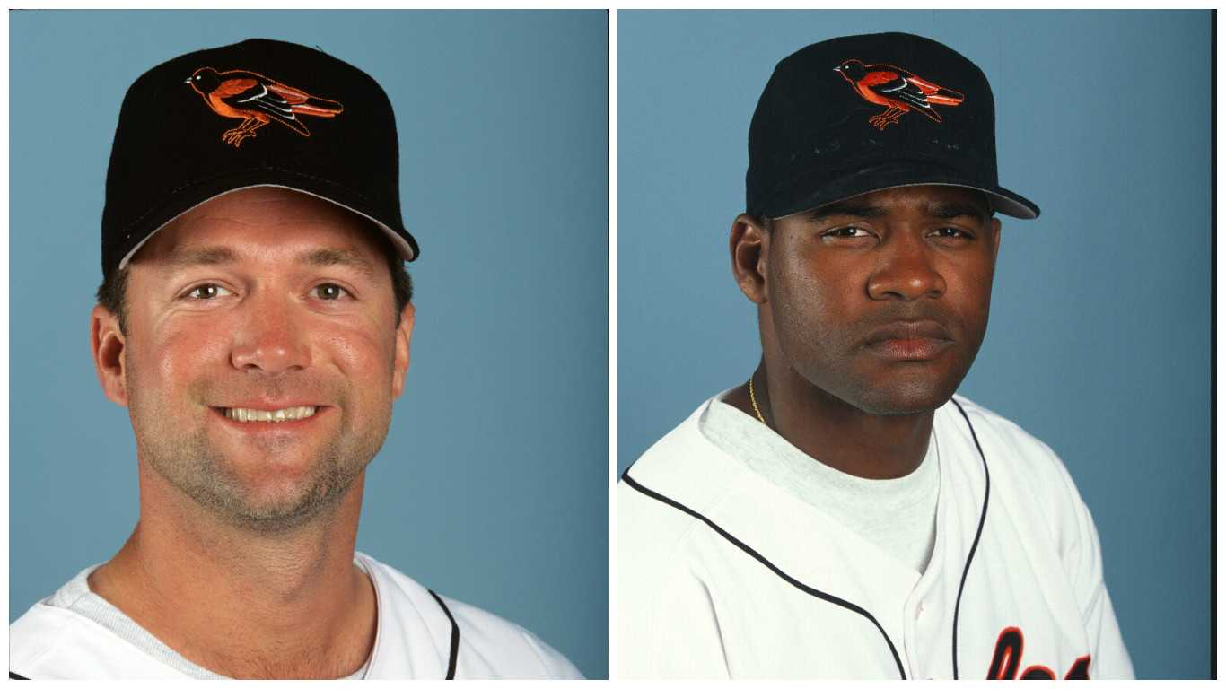 The Orioles hired Roger McDowell and Alan Mills to serve as the team's new pitching coach and bullpen coach, respectively.