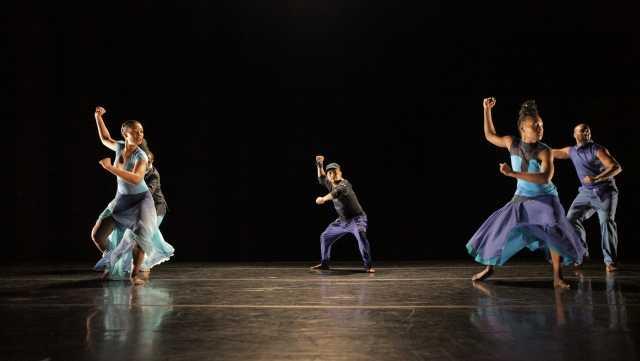 Ronald K. Brown: EVIDENCE, A Dance Company