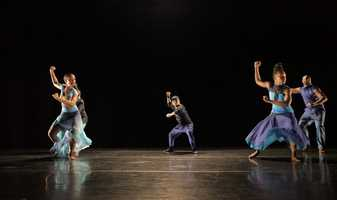 Ronald K. Brown: EVIDENCE, A Dance Company