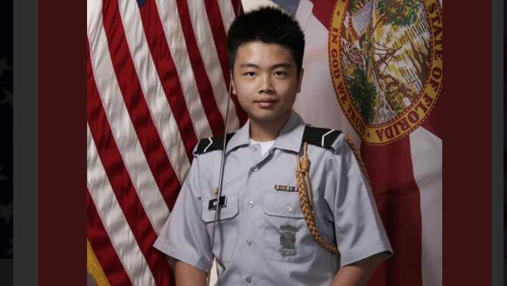 Cadet Peter Wang