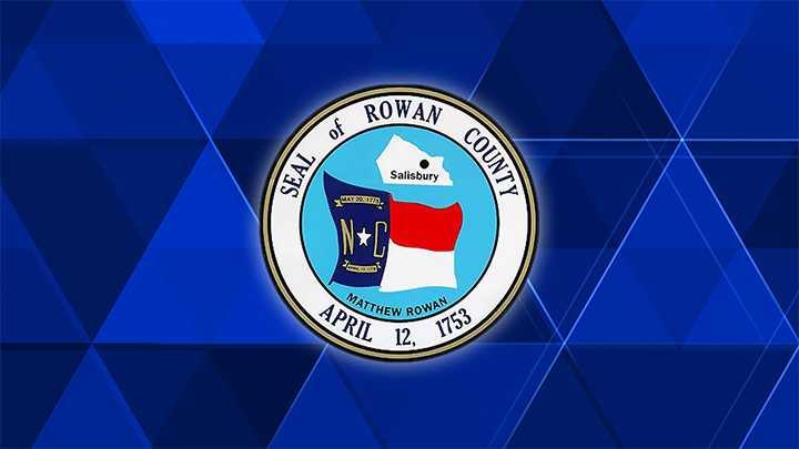 Rowan County seal