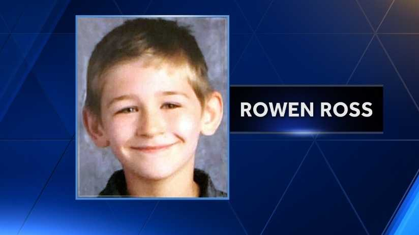 Rowen Ross was missing in Maine in March 2017