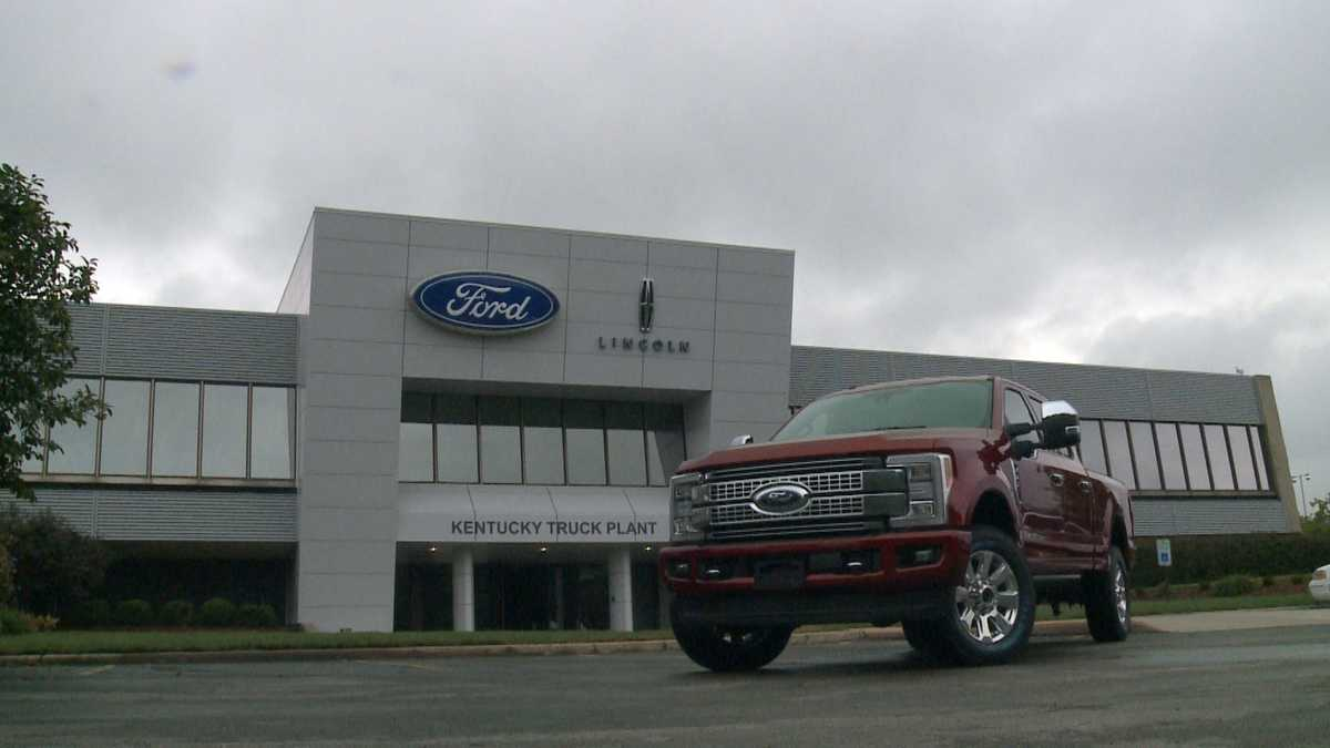 Ford Motor Company Launches 2017 Super Duty