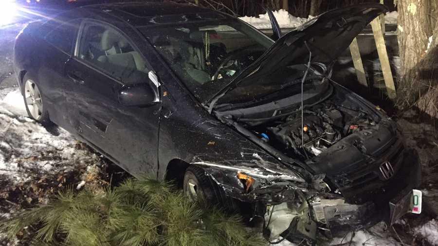 Route 38 crash