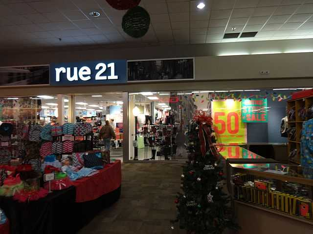 Rue21 Joins Growing List of Retailers in Bankruptcy