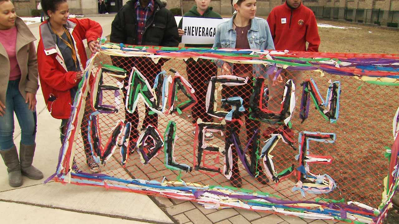 Milwaukee-area students to take part in national walk-out