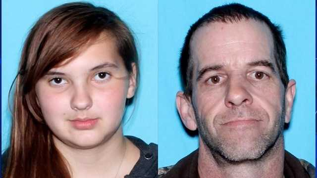 Police believe missing Vermont teenager is with sex offender