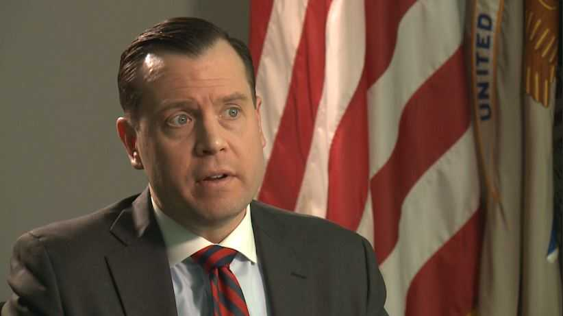 U S  Attorney for Western District of Kentucky talks plans to fight