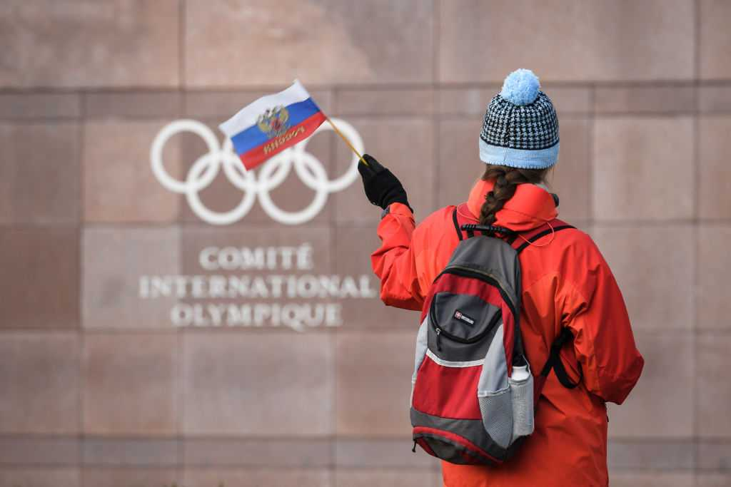 Russian Federation  banned from 2018 Winter Olympics over state-sponsored doping