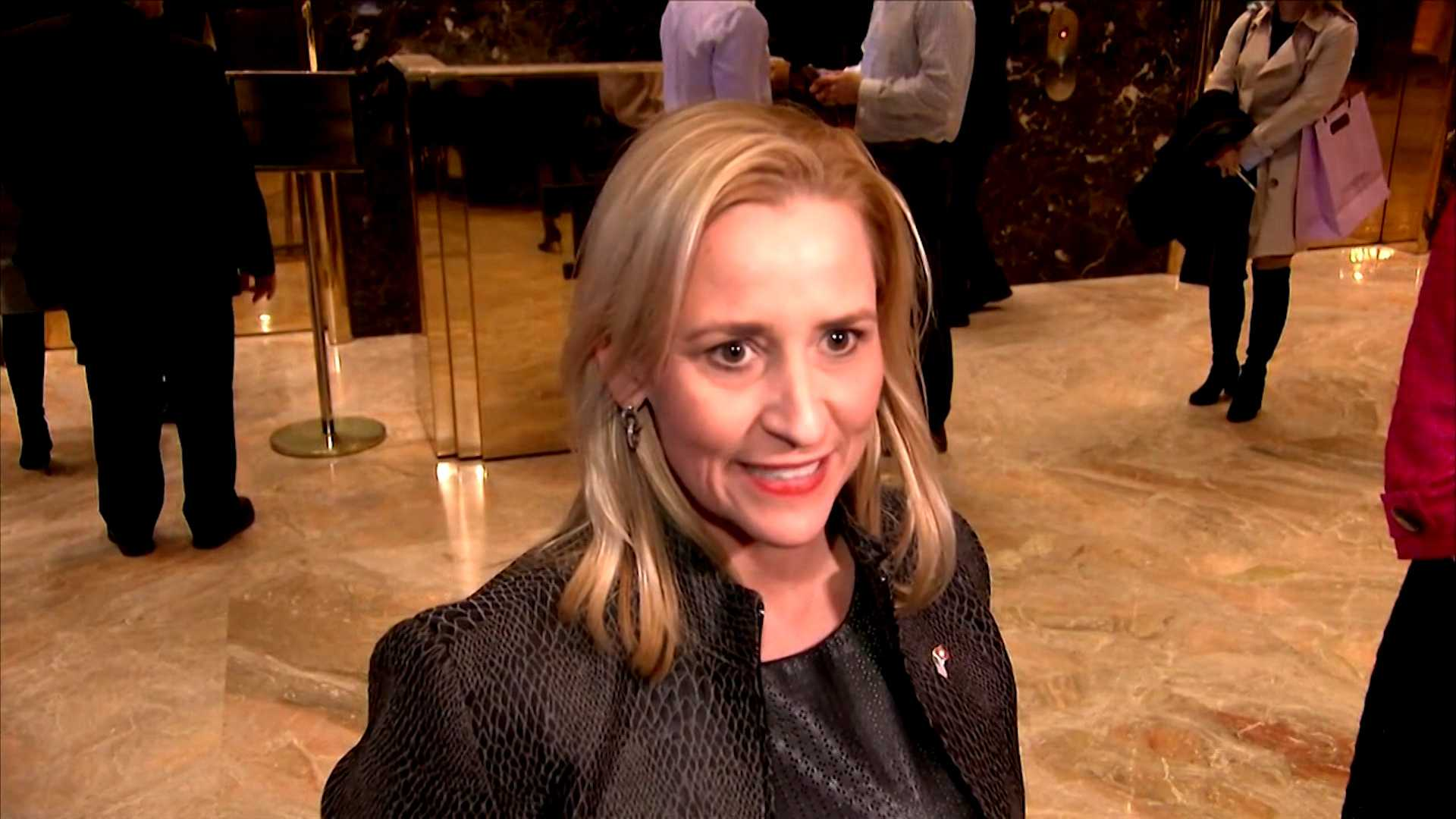 Arkansas Attorney General Leslie Rutledge in Trump Tower