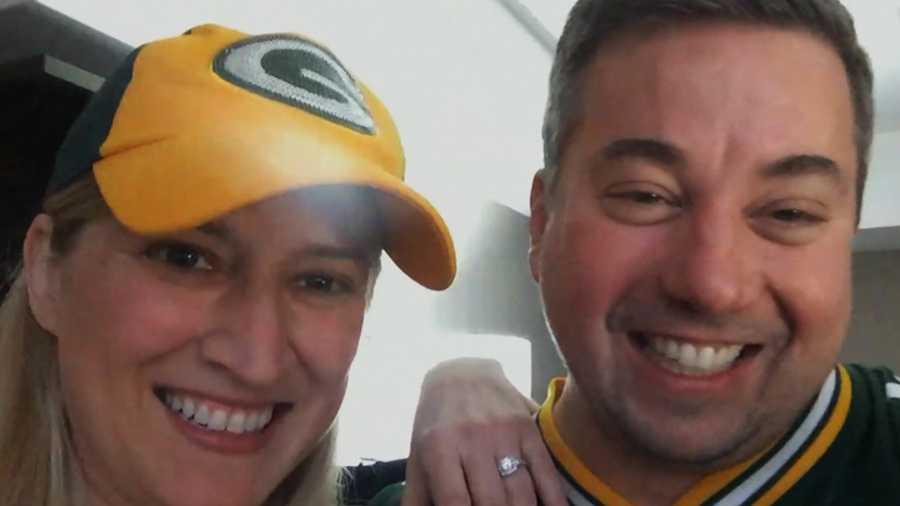 Packers super fan