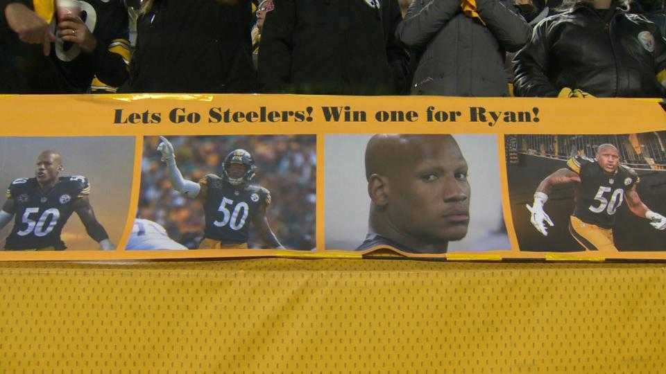 Ryan Shazier sign