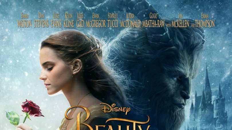 Disney's Beauty and the Beast (2017)