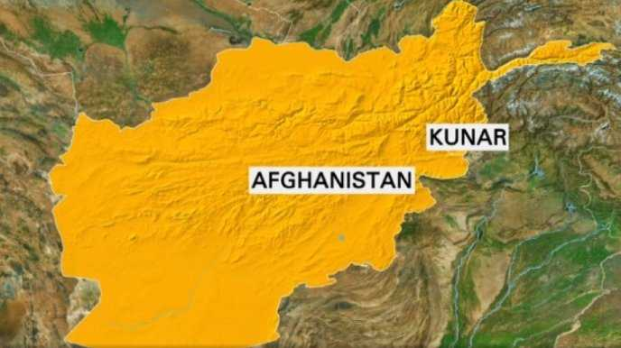 The Pentagon said Friday, July 14, 2017 that US forces have killed Abu Sayed, the leader of ISIS-Khorasan, the terror group's Afghanistan affiliate, in a strike in Kunar Province on July 11.
