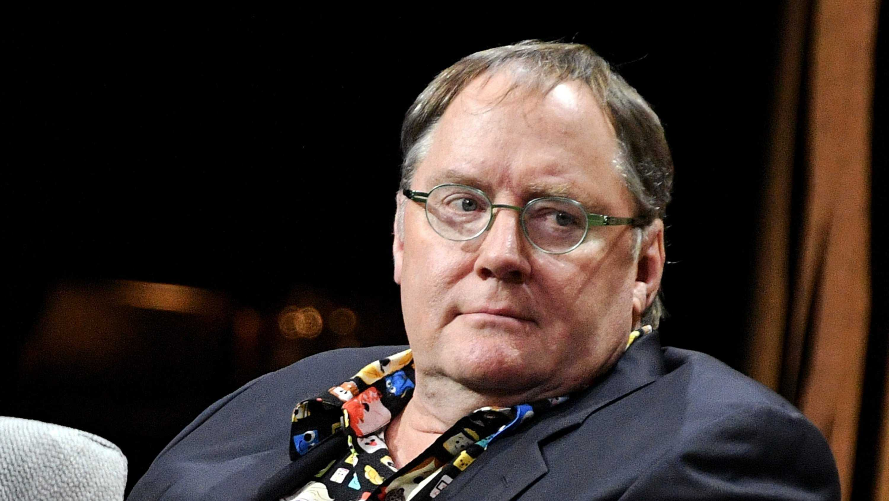 "John Lasseter, the chief creative officer of Pixar and Disney Animation took a leave of absence from the company last week following what he called ""missteps.""  Credit: Mike Windle/Getty Images for Vanity Fai"