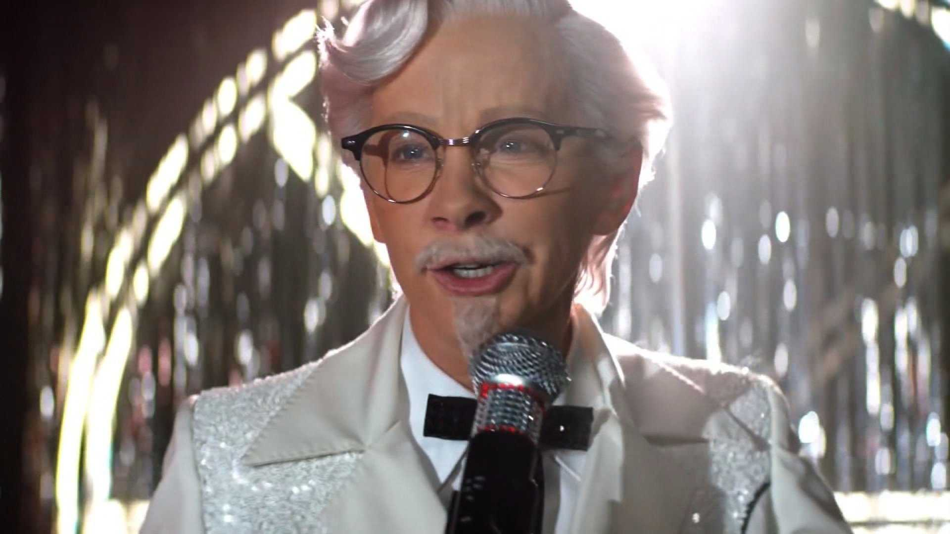 "This may be the one time you can get away with calling Reba McEntire a ""chick."" The country superstar has been cast as KFC's first woman to play its iconic pitch person, Colonel Harland Sanders."