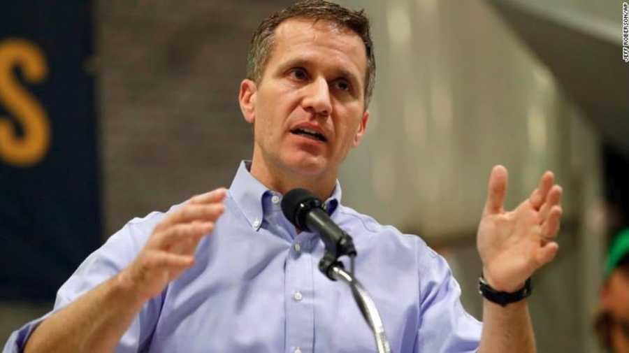 Trump administration officials inquiring whether Greitens scandal ...