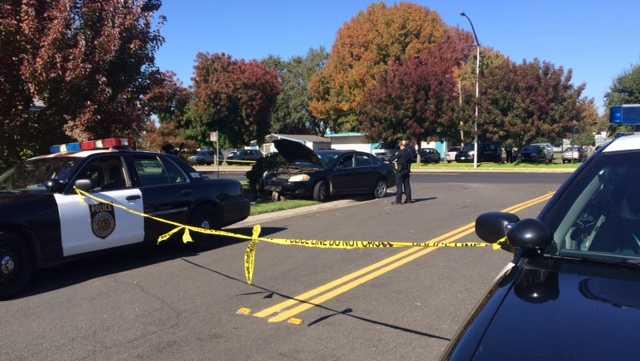 Sacramento Police Chase