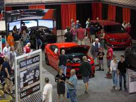 Sacramento International Auto Show