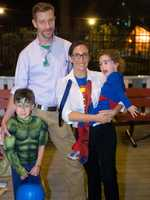 Safe and Super Halloween: Superheroes