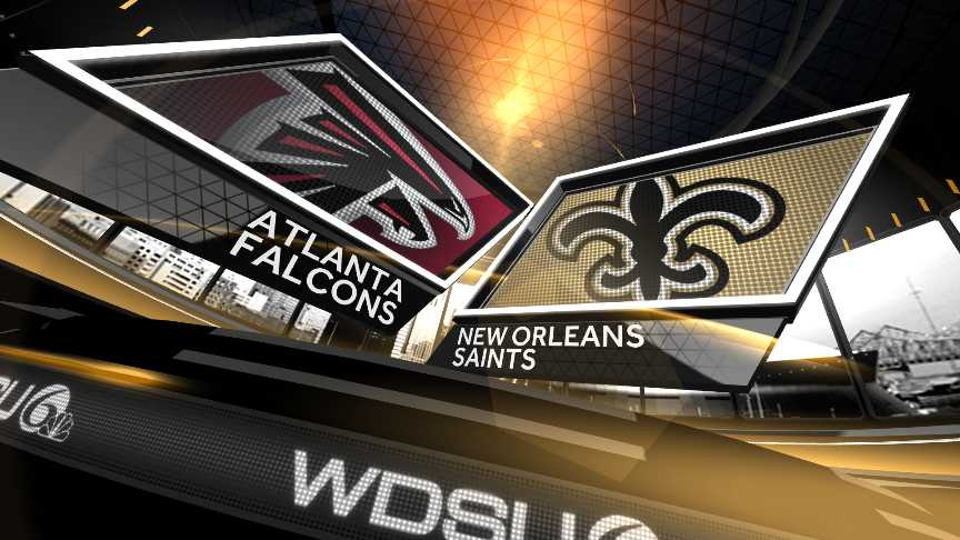 Falcons vs Saints